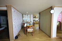 전주 아중리 대우아파트 -the grey-: 디자인투플라이의