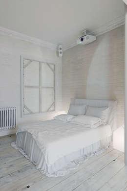 臥室 by Anton Medvedev Interiors