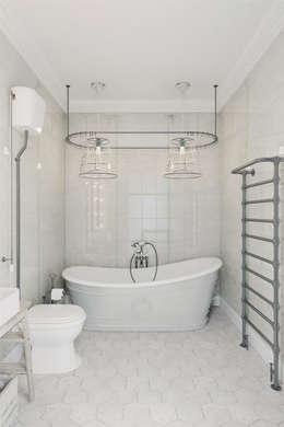 eclectic Bathroom by Anton Medvedev Interiors