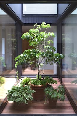 modern Garden by FURUKAWA DESIGN OFFICE