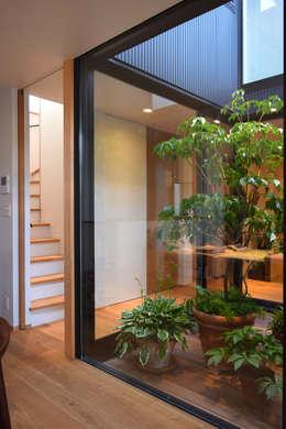 modern Garden by FURUKAWA DESIGN OFFICE