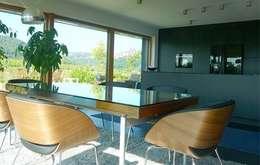 Кухни в . Автор – Architekturbüro für Passiv- und Energieplushäuser