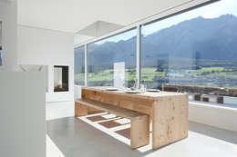 modern Dining room by Albertin Partner
