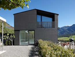 modern Houses by Albertin Partner