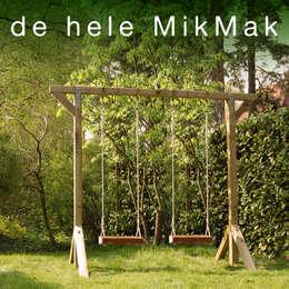 de Hele MikMak: industriële Tuin door Rebelhamels