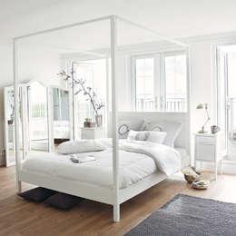 scandinavian Bedroom by 99chairs