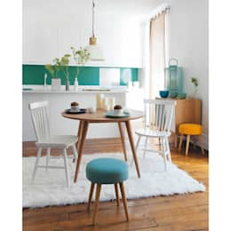 scandinavian Dining room by 99chairs