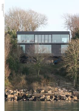 Casas de estilo moderno por The Manser Practice Architects + Designers