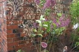 حديقة تنفيذ Donna Walker Design