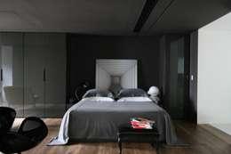 Dormitorios de estilo moderno por Calio design + interiores =
