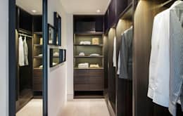 modern Dressing room by The Manser Practice Architects + Designers