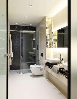 Baños de estilo moderno por The Manser Practice Architects + Designers