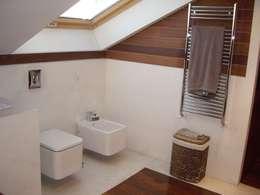 DE DIEGO ZUAZO ARQUITECTOSが手掛けた浴室