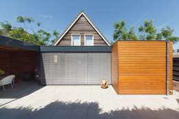 Uitbreiding Woonhuis Kerkrade:   door Architectenbureau beckers