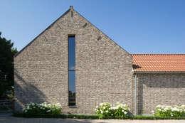 Hoeve Heisterhof Roermond:   door Architectenbureau beckers