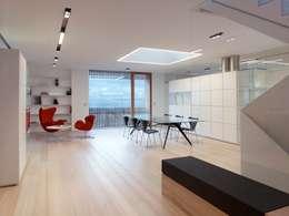 غرفة السفرة تنفيذ Burnazzi  Feltrin  Architects