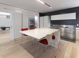 مطبخ تنفيذ Burnazzi  Feltrin  Architects