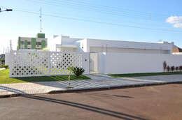 Дома в . Автор – DIOGO RIBEIRO arquitetura