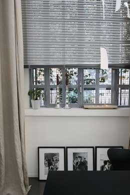Projekty,  Okna zaprojektowane przez Karin Künzli