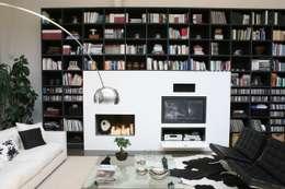 Projekty,  Salon zaprojektowane przez Karin Künzli
