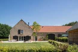 Projekty,   zaprojektowane przez Architectenbureau beckers