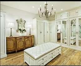 Projekty,  Garderoba zaprojektowane przez Capital Bedrooms and Kitchens