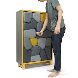 Stone of Shelf: 조늘해의  거실