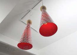 Santa Light: 조늘해의  거실