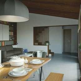 Ruang Makan by ARstudio