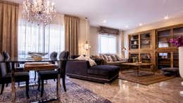 غرفة المعيشة تنفيذ Apersonal