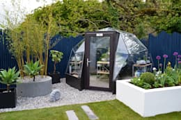 modern Garden by Solardome Industries Limited