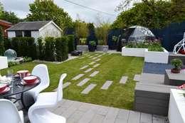 Projekty,  Ogród zaprojektowane przez Solardome Industries Limited