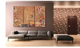 classic Living room by BIMAGO.it