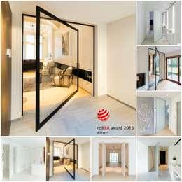 Glass doors by Anyway Doors