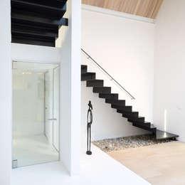 Puertas de vidrio de estilo  por Anyway Doors