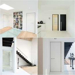 Projekty,  Drzwi wewnętrzne zaprojektowane przez Anyway Doors
