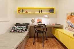 Estudios y oficinas de estilo moderno por Amis Arquitetura & Design