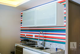 modern Kitchen by Ambientes con Arte