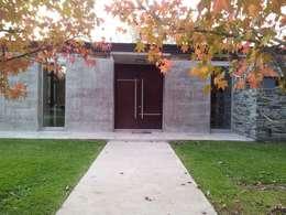 Baltera Arquitectura: klasik tarz tarz Evler