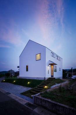 房子 by 一級建築士事務所haus