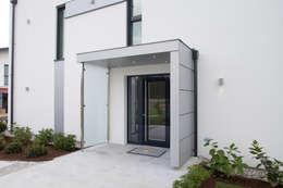 Projekty,  Okna zaprojektowane przez ELK Fertighaus GmbH