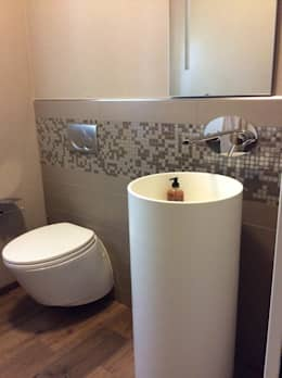 Sanitari sospesi per un bagno sempre in ordine