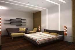 غرفة نوم تنفيذ michel bandaly