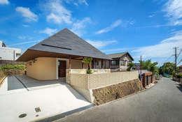 ubud: 一級建築士事務所hausが手掛けた家です。