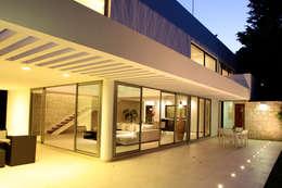 Patios & Decks by Enrique Cabrera Arquitecto