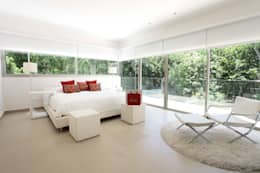 Chambre de style de style Moderne par Enrique Cabrera Arquitecto