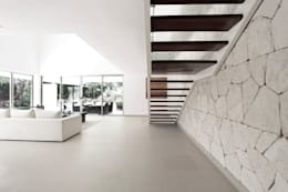 Flur & Diele von Enrique Cabrera Arquitecto