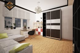 Уютный минимализм: Детские комнаты в . Автор – Decor&Design