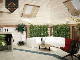 Jardins de inverno tropicais por Decor&Design