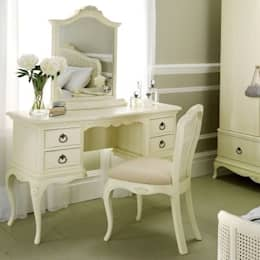 classic Bedroom by CROWN FRENCH FURNITURE